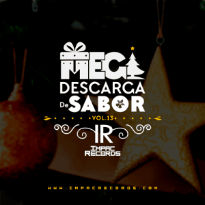 Mega-Descarga-de-Sabor-Vol-13-Impac-Records