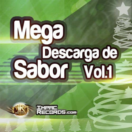 Mega Descarga de Sabor Vol 1 - Impac Records