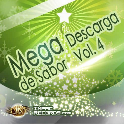 Mega Descarga de Sabor Vol 4 - Impac Records