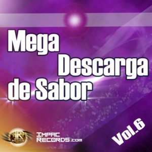 Mega Descarga de Sabor Vol 6