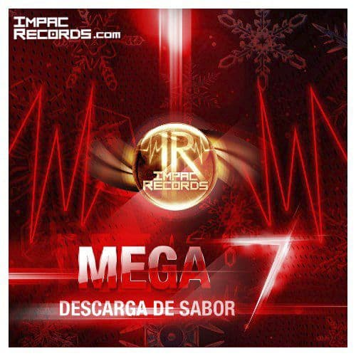 Mega Descarga de Sabor Vol 7 - Impac Records