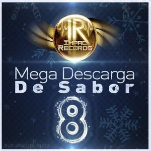 Mega Descarga de Sabor Vol 8
