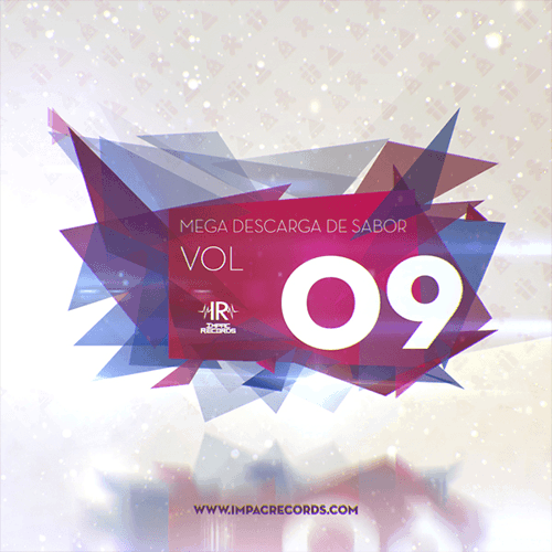 Mega Descarga de Sabor Vol 9 - Impac Records