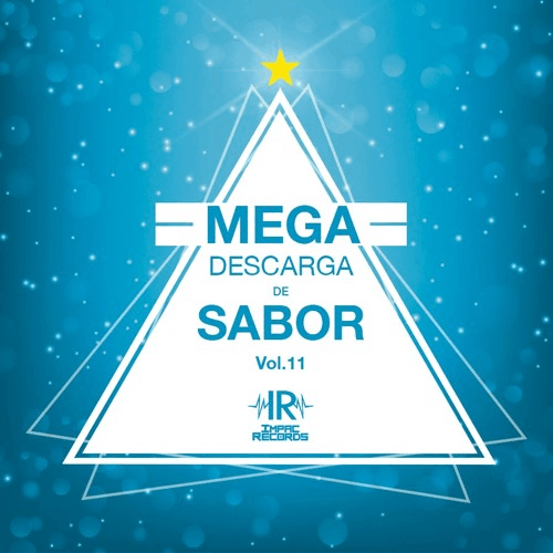Mega Descarga de Sabor Vol 11