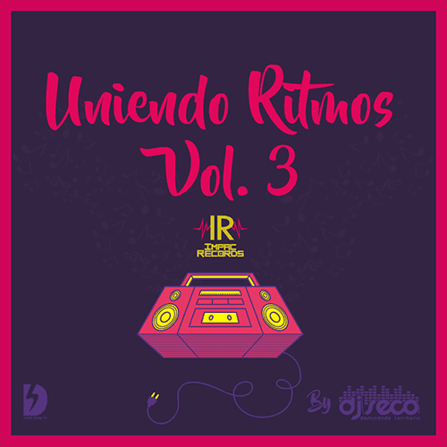 Uniendo Ritmos Mix Vol 3 Impac Records