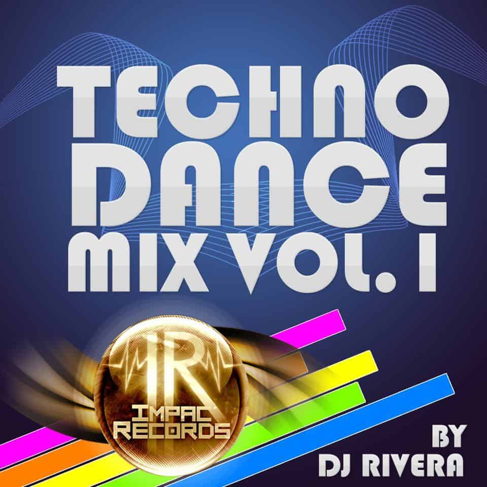 Techno Dance Mix Vol 1 Impac Records DJ Rivera