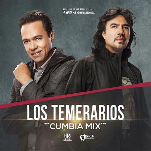 Los Temerarios Mix Vol.1 Cumbia Romántica