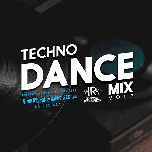 Techno Dance Mix Vol 3 Impac Records