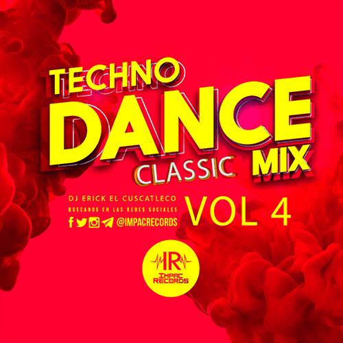 Techno Dance Mix Vol 4 Impac Records