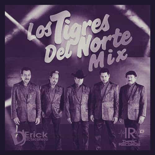 Los-Tigres-Del-Norte-Mix-Impac-Records-Cover