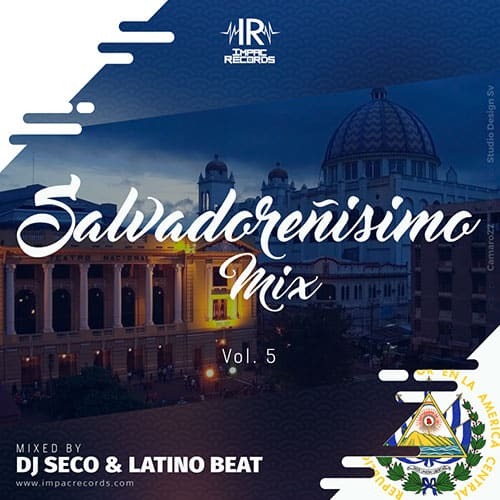 Salvadoreñisimo Mix Vol 5 - Impac Records