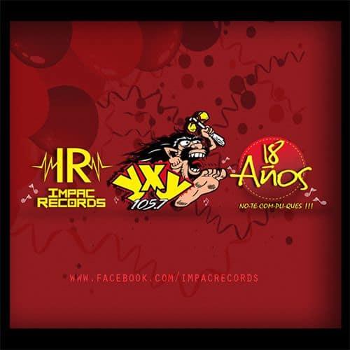YxY 18 Años - Impac Records