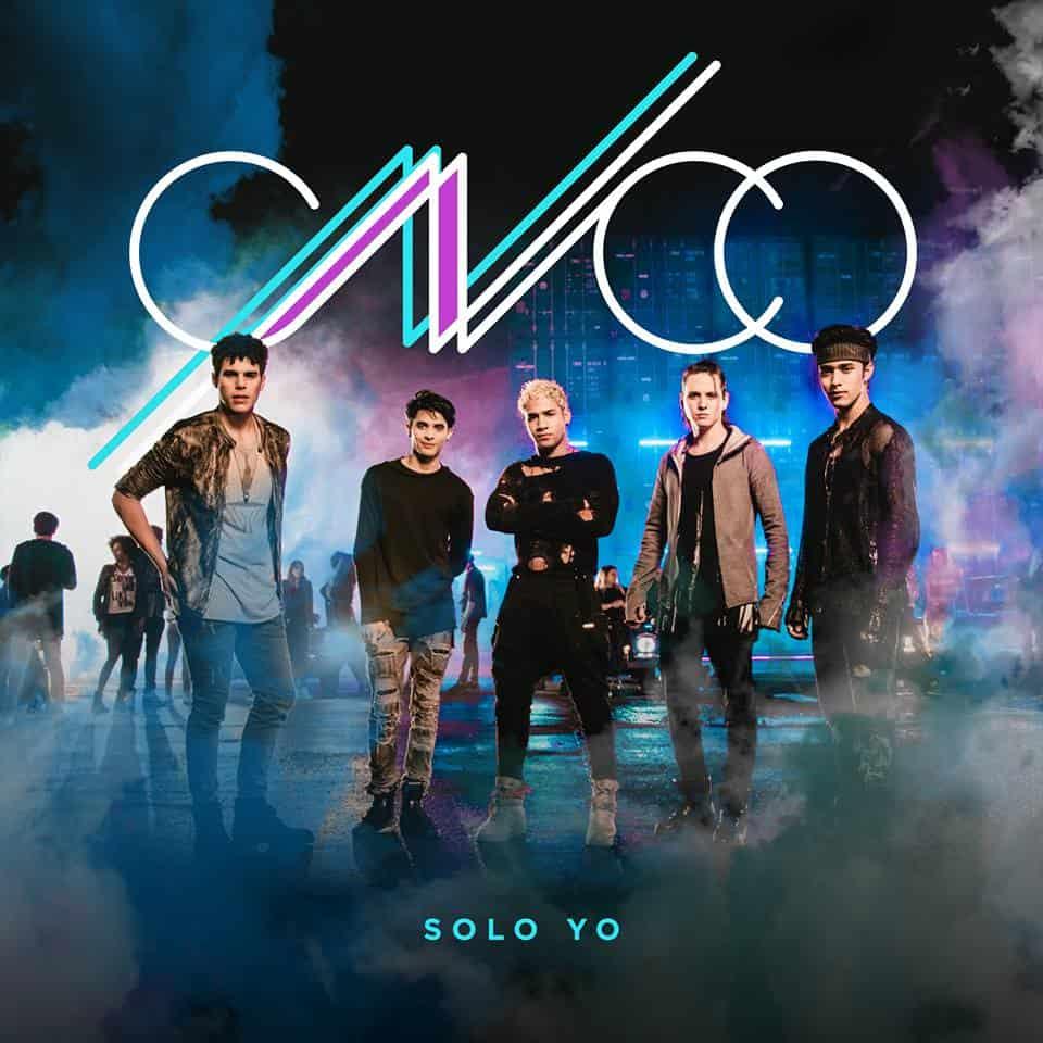 CNCO - Solo Yo