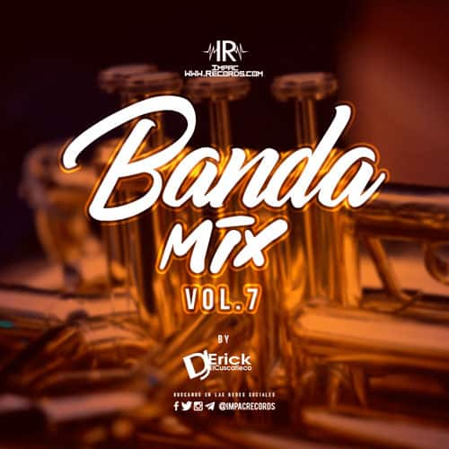 Banda-Mix-Vol-7-Impac-Records