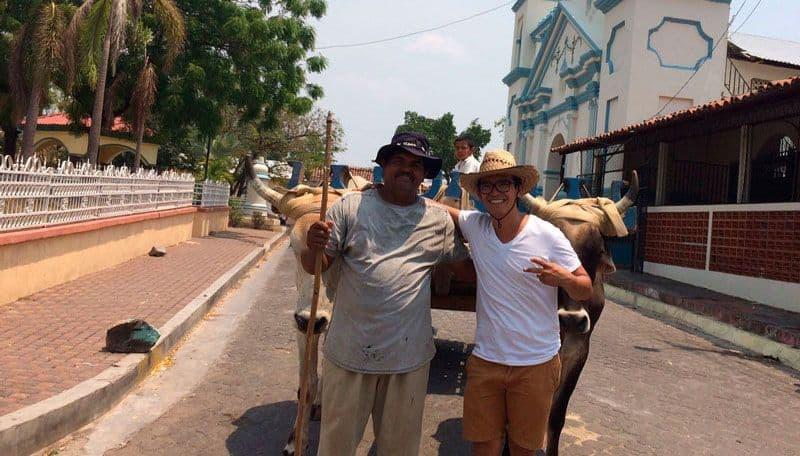 Municipio de San Alejo, departamento de La Unión. El Salvador. Bendita Tierra.
