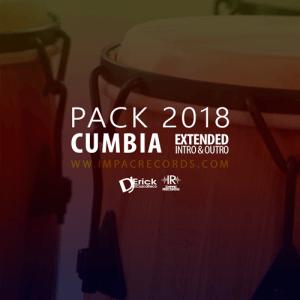 Pack Cumbia 2018 DJ Erick El Cuscatleco Impac Records