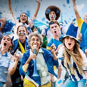 Locos por el fútbol | Canción completa