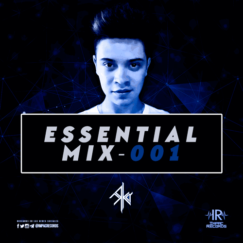 Essential Mix 001 Arkey Impac Records