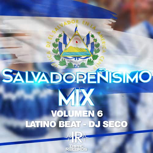 Salvadoreñisimo-Mix-Vol-06-Impac Records Cover