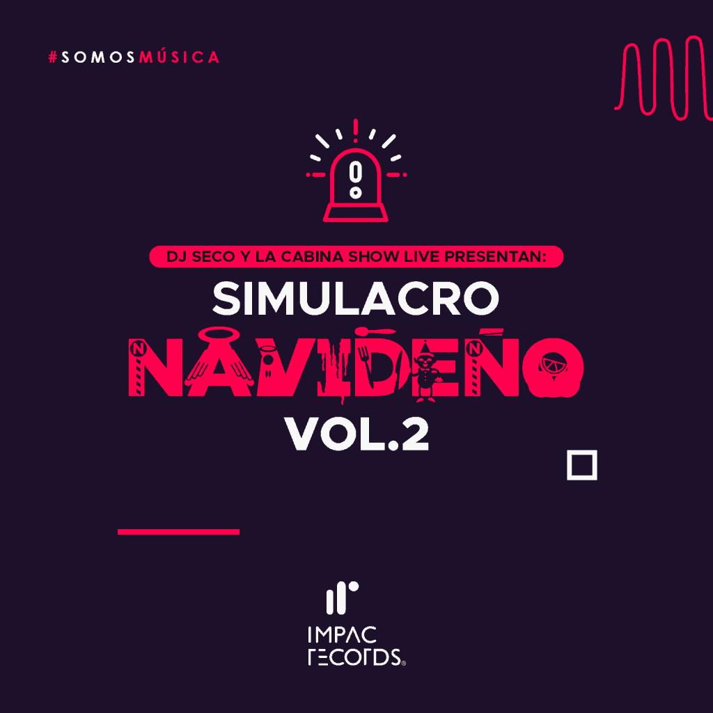 Simulacro-Navideño-DJ-Seco-2018-Impac-Records
