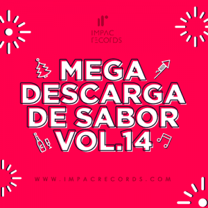 Mega Descarga de Sabor Vol 14 Impac Records