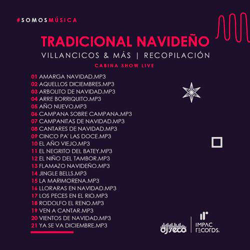 Tradicional navideño - Recopilacion DJ Seco IR