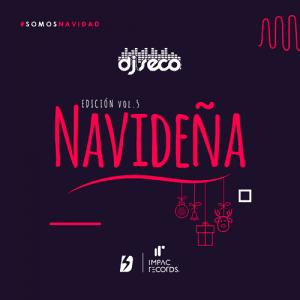 Edicion Navidena vol 5 By DJ Seco Impac Records (Cover)