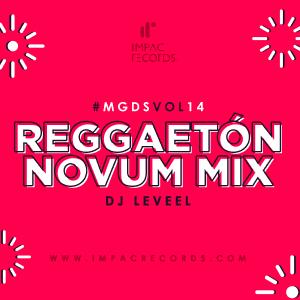 REGGAETÓN NOVUM MIX 2019 DJ LEVEEL IMPAC RECORDS