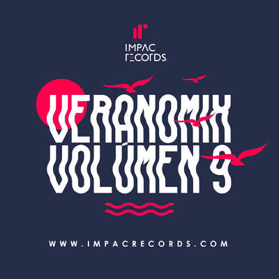Verano Mix Vol 9 – Impac Records (cover)