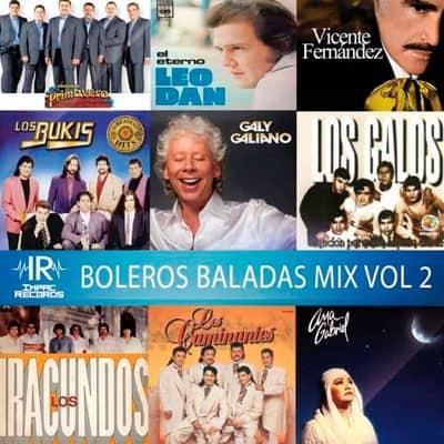 Boleros Baladas Mix Vol 2 Impac Records