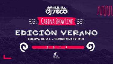 Crazy Mix ACACYA DE R.L. Impac Records DJ Seco