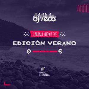 Edición Verano 2019 DJ Seco Impac Records Patrocinadores
