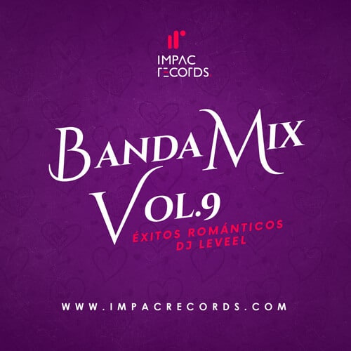 Banda Mix Vol 9 | Éxitos Románticos