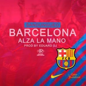 Barcelona-Alza-la-mano