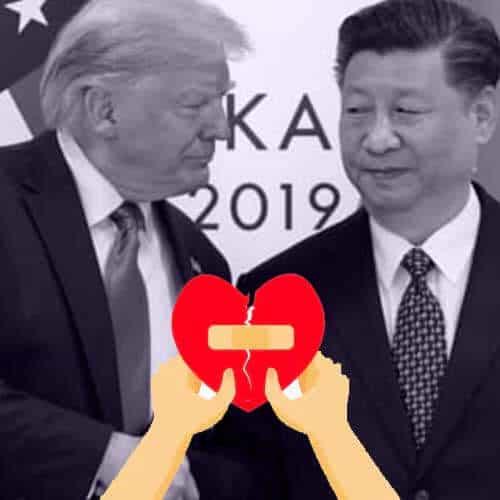 Huawei USA EEUU Se perdonan