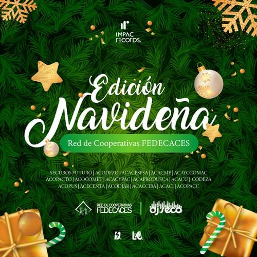 Edicion Navideña FEDECACES DJ Seco El Salvador Impac Records