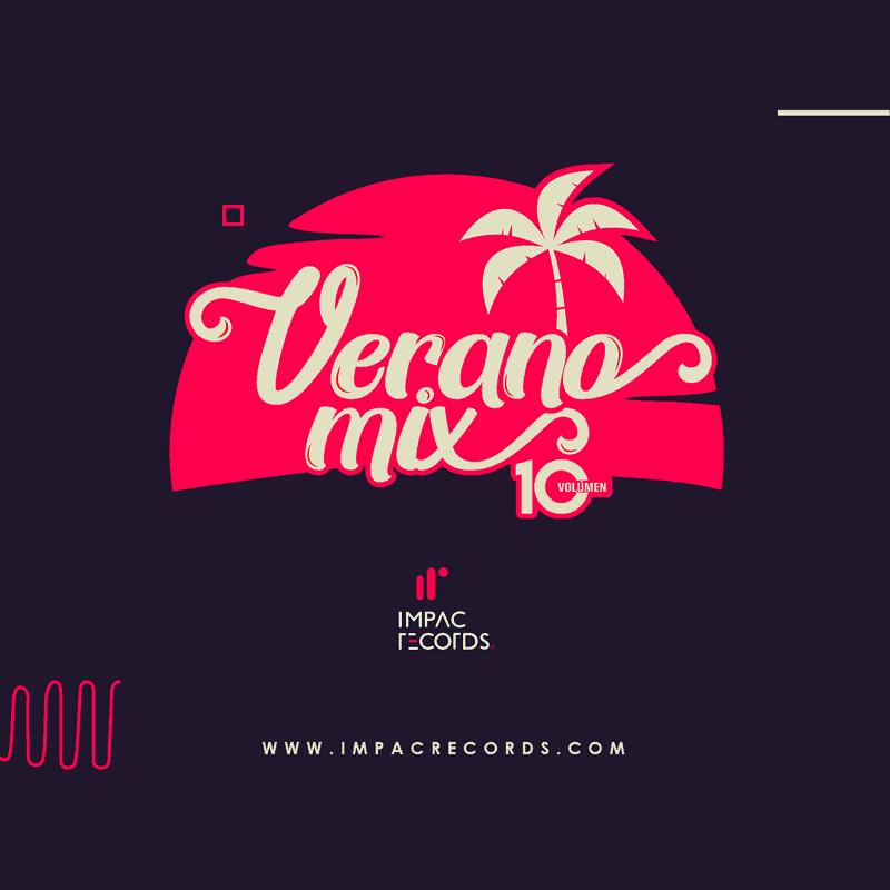 Verano Mix Vol 10 - Impac Records (cover)