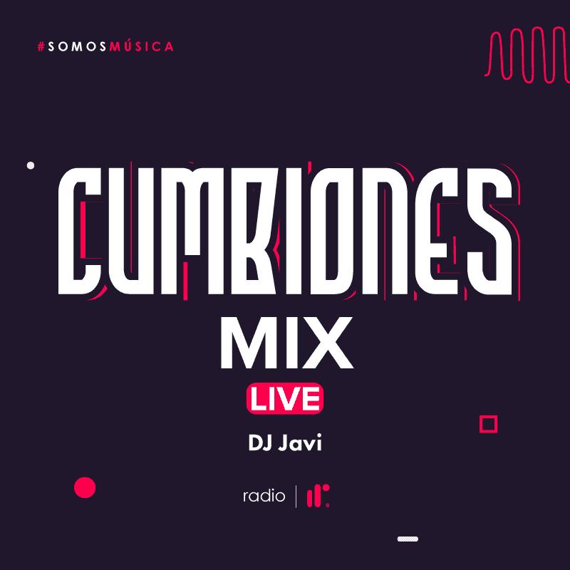 Cumbiones Mix Live – DJ Javi IRR