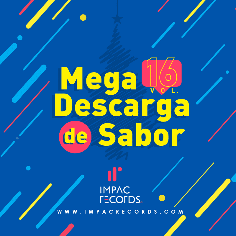 Mega Descarga de Sabor Vol.16