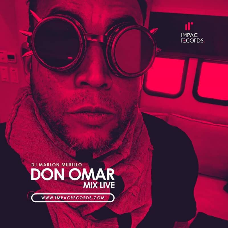 Don Omar Mix Live DJ Marlon Murillo IR