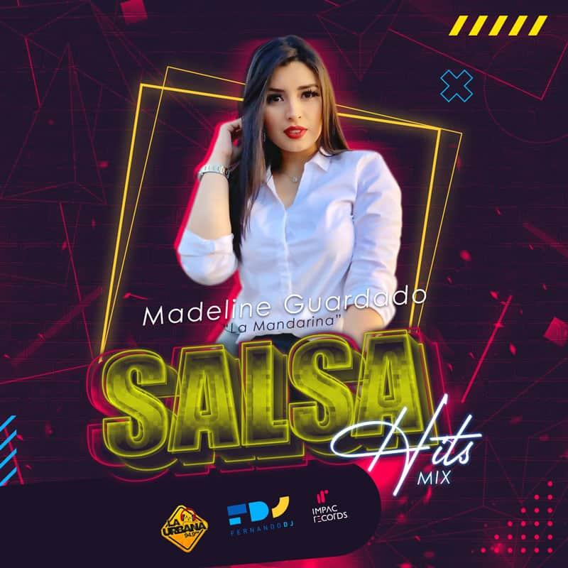 Salsa Mix La Urbana 94.9 FM - IR Madeline Guardado Fernando DJ IR