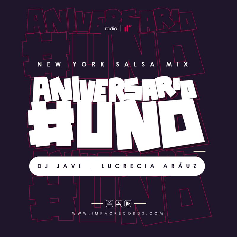 New York Salsa Mix Impac Records Radio