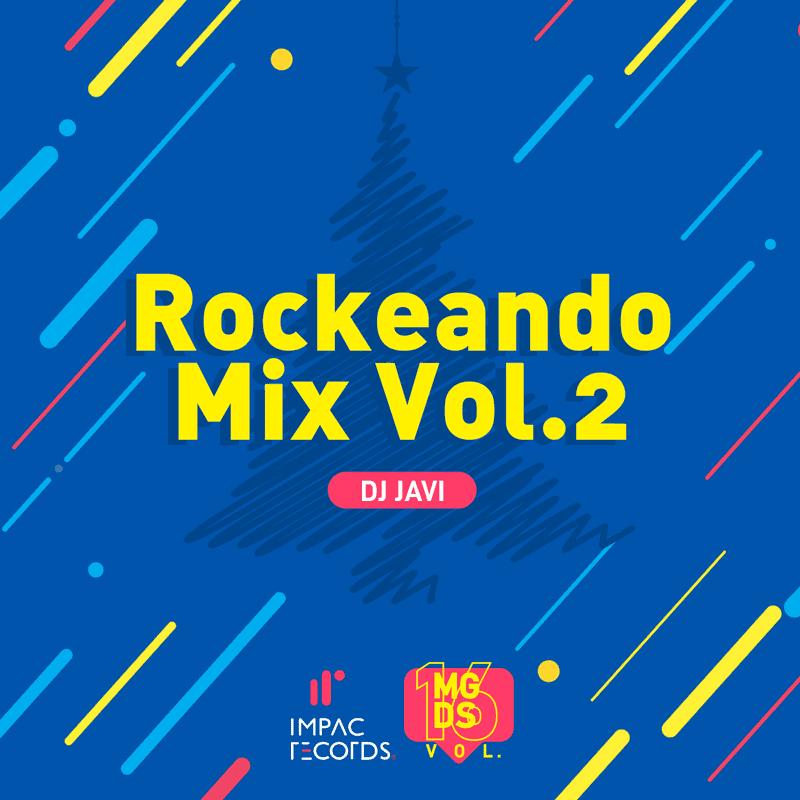 Rockeando Mix Live Vol.2 Impac Records