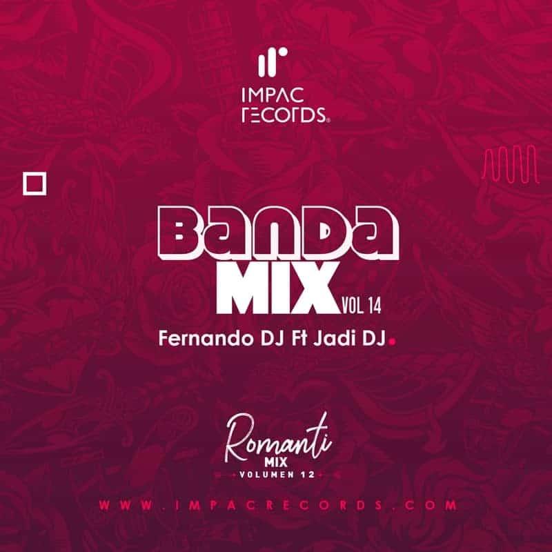 Banda Mix Vol 14 Impac Records
