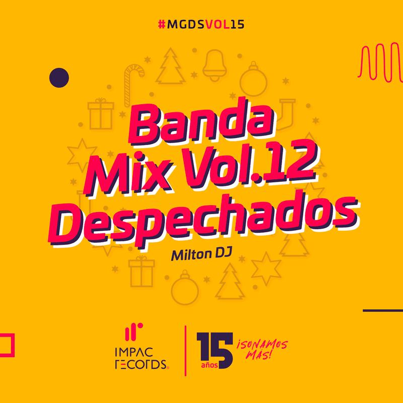 Banda Mix Vol 12 Impac Records