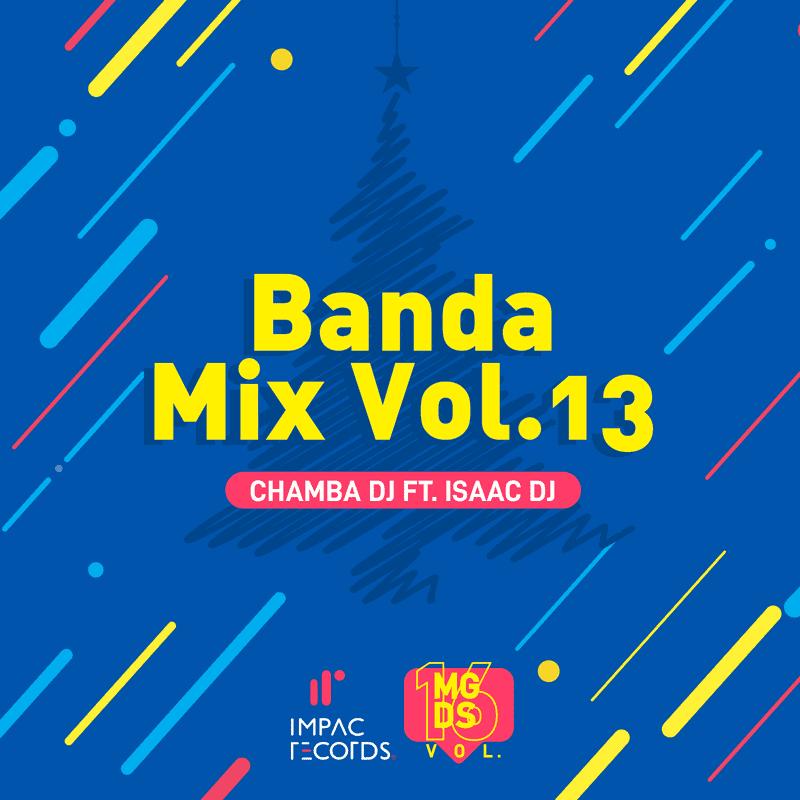 Banda Mix Vol 13 Impac Records