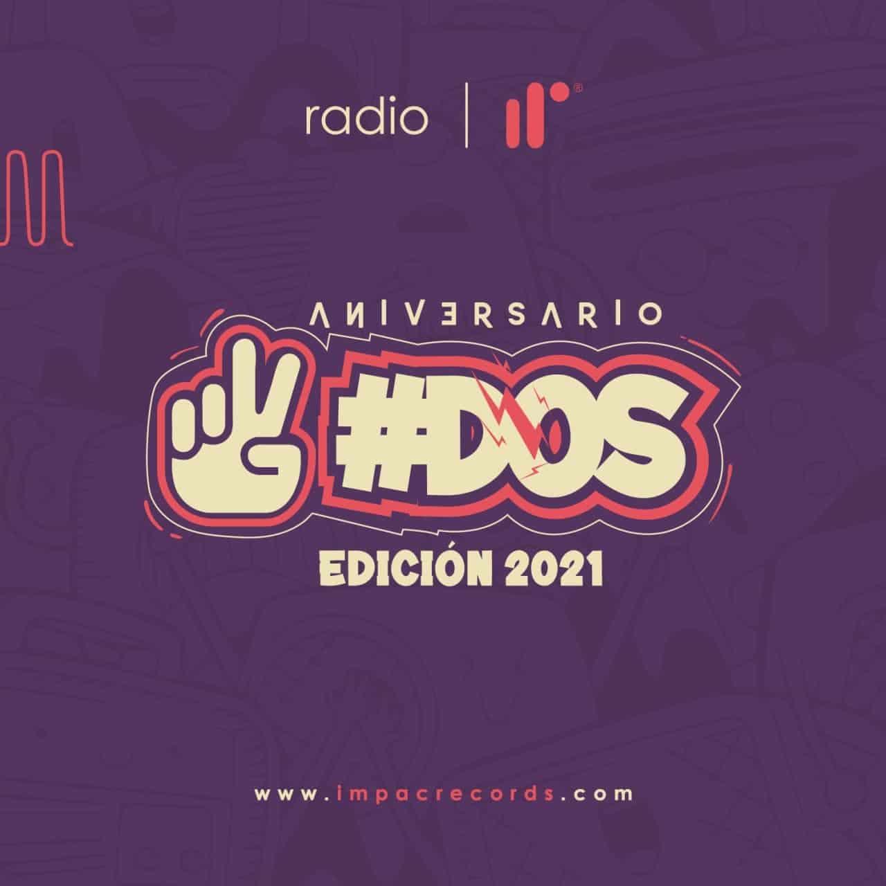 Cover Aniversario Dos