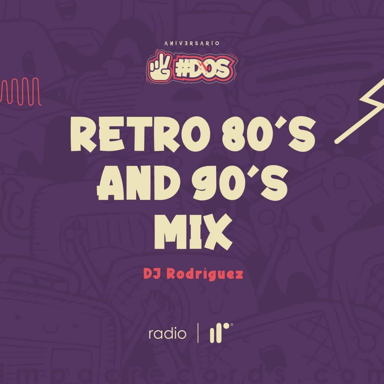 Retro 80 and 90 Mix