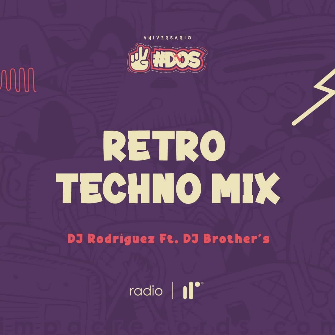Retro Techno Mix