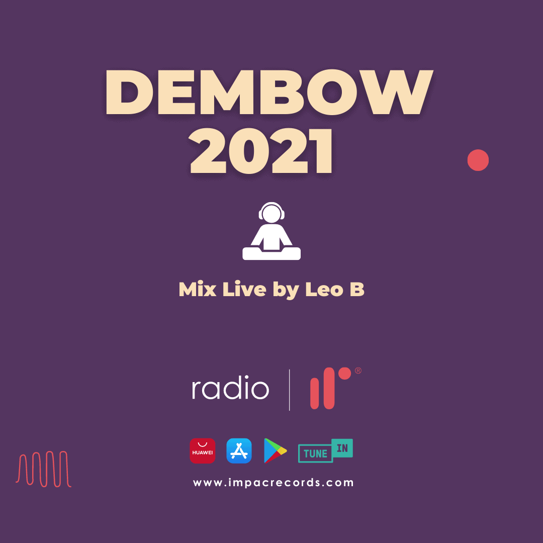 Dembow 2021 Mix Live